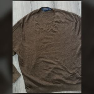 Polo Ralph Lauren 100% Pima cotton sweater